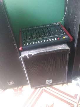 Vendo equipo de sonido
