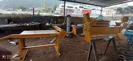Fabricacion de Dobladoras y Cortadoras de tool en combo