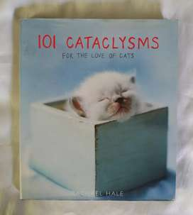 Libro de gatos 101 cataclysms for the love of cats