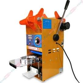 Selladora de vasos semiautomatica HOBET