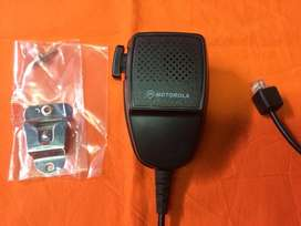 Microfono Pera Base Motorola Em200 Em400 Pro5100 Dem400