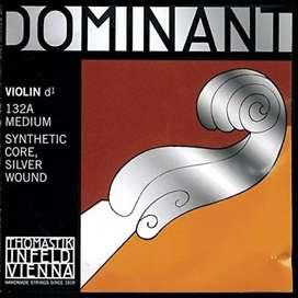 Cuerdas La, Re para Violin