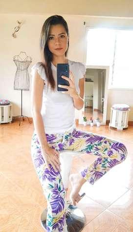 Pijamas y ropa relax mujer y niña
