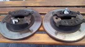 discos para fiat 257mm macizos, para uno novo, palio novo, siena, gand siena, etc