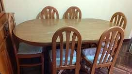 Ocasión muebles comedor, oferta