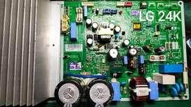 LG 24000 Btu Inverter Tarjeta Condensador Repuesto