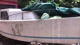 Barco-velero modificado