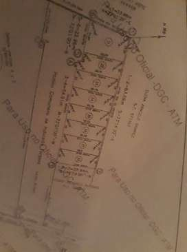 Lote 260 mts cuadrados, Escritura dueño al dia, Los Corralitos Guaymal
