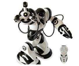 Robot TT323 juguete para niño con movimiento