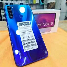Nuevo Xiaomi redmi note 8 y 8 pro de 64 y 128 GB
