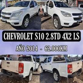 Chevrolet S10 Ls 4x2 CD 2014