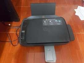 Vendo  impresora HP usada en buen estado, negociable