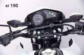 0KM MD 2020 HONDA XR 190