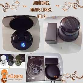 Excelentes Audifonos Bluetooth CO21