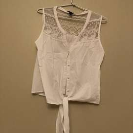 Blusa Forever 21, talle Large