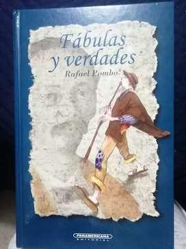 Fábulas y Verdades Rafael Pombo editorial Panamericana