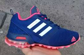 tenis zapatillas ADIDAS FASHION para mujer