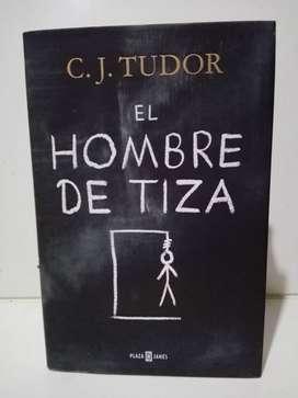 El Hombre De Tiza - C. J. Tudor