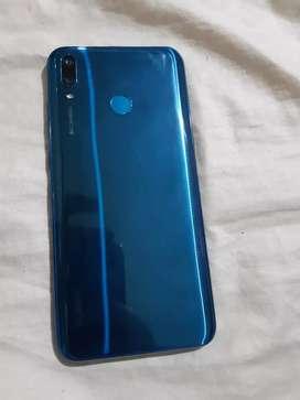 Vendo Huawei Y 9 solo redes