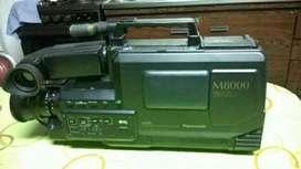 Videofilmadora M8000 para Reparar