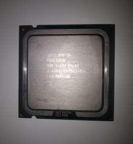 Microprocesador 2.66ghz, Lga775, Sl8zh