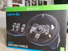 Timon Logitech G920 Para Xbox One