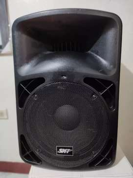 Cabina de sonido activa 12 pulgadas SNT