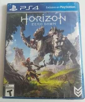 Videojuego PS4: Horizon Zero Dawn