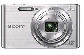 Sony DSC W830 Cyber Shot Digital Camera 20.1 Megapixel