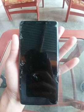 Samsung Galaxy Note 8 como repuesto