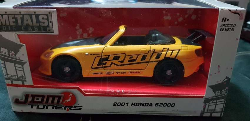 Honda S2000 Jada Escala 1:32 0