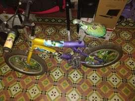 Bicicleta infantil en muy buen estado.