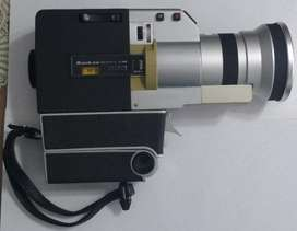 Filmadora Sankyo Super CM800 (analógica)