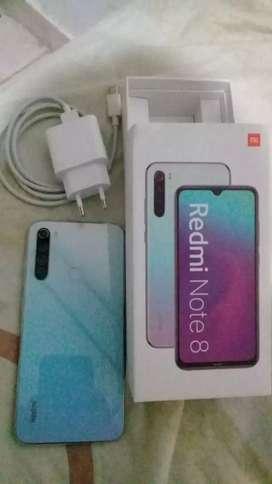 Vendo Xiaomi Redmi Note 8 de 64 GB
