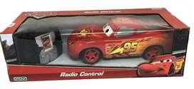 Cars Rayo Mc Queen Original Ditoys (incluye Pilas Y Batería)