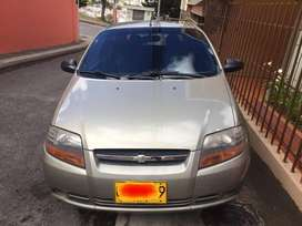 Chevrolet Aveo Five AA 2007 Excelente Estado