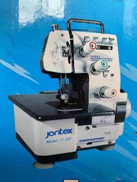 Maquina Recubridora domestica jontex JT 257