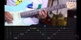 Clase de guitarra