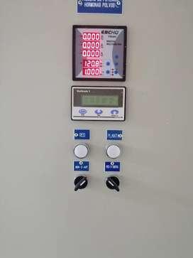 Elaboración transferencias automáticas automatizacion industrial electricidad