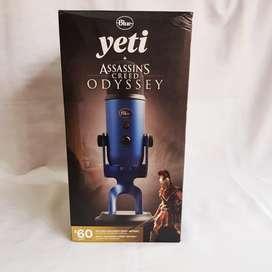Microfono Blue Yeti Azul  Assasins Creed Odysey