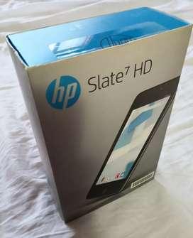 """Tablet """"HP"""" Slate 7 Hd - Wi Fi / 16GB"""