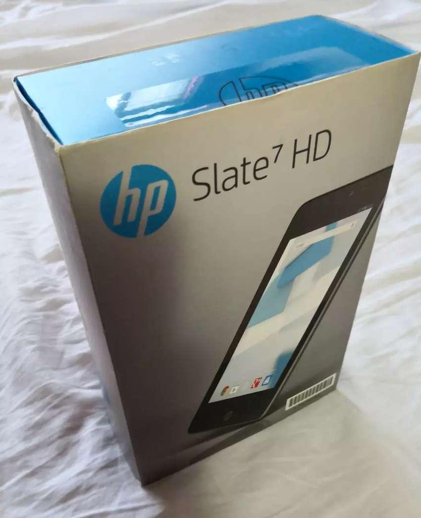 """Tablet """"HP"""" Slate 7 Hd - Wi Fi / 16GB 0"""