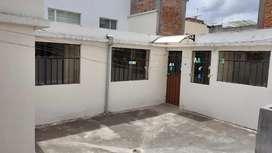 Mini departamento de arriendo sector barrio Santo Domingo (Ibarra) detrás de la iglesia