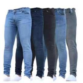 Jeans, entubado licrados, tallas 28 a la talla 36