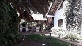 De Venta Terreno con Casa en San Rafael Valle de Los Chillos