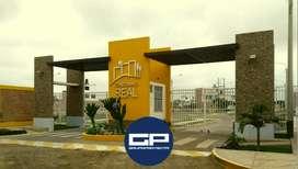 LOTE DE TERRENO de 128 m2 en VENTA, Condominio Real, Pimentel, Chiclayo