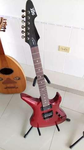 Guitarra electrica schecter avenger