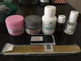 Kit para uñas esculpidas