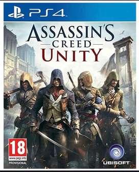 Assasins Creed Unity PS4