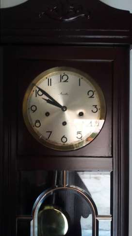 Reloj de pared mauthe antiguo